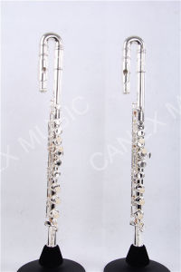Bended Flute (FLJ-S) /Flute/Student Flute/Musical Instruments pictures & photos