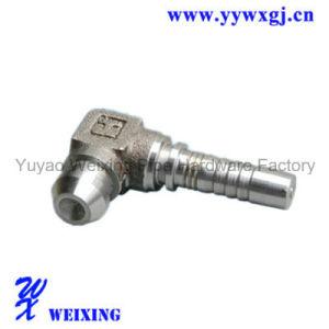 CNC Elbow Hose Hydraulic Fitting Adapter