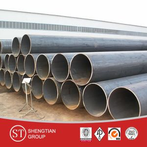 Welded Steel Pipe ERW Pipe pictures & photos