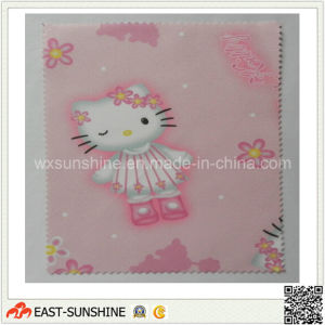 Super Soft Microfiber Wiping Cloth (DH-MC0406) pictures & photos
