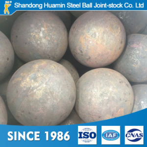 3.4 Inch Forged Grinding Steel Ball for Mine Ball Mill