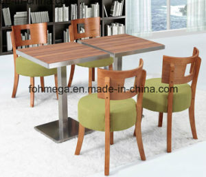 Hotel Solid Wood Furniture Set for Dining (FOH-BCA08) pictures & photos