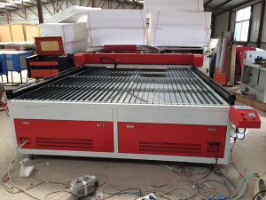 Cloth Laser Cutting Machine 1325