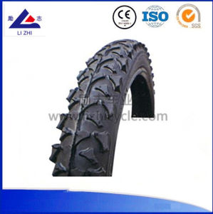 High Quality Rubber Wheel Bicycle Tire Outer Tyre pictures & photos