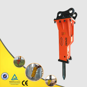 Sparkle Hydraulic Breaker for 4-7 Ton Excavator