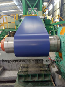 Customized Colors and Ral PPGI Prepainted Galvanized Steel Coil pictures & photos