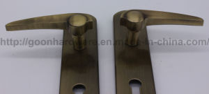 Aluminum Handle on Iron Plate 093 pictures & photos