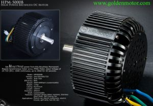 10kw Brushless DC Motor for Electric Cars, Electric Boat, Electric Motorcycle pictures & photos