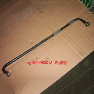 Cnhtc Engine Parts Fuel Pipe (NO. VG1560080018) Truck Parts pictures & photos