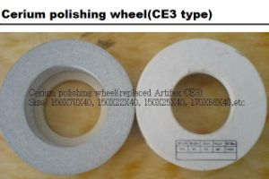Cerium Polishing Wheel (CE3 type) pictures & photos