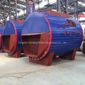 Waste Heat Boiler for Generator, Natural Circulation