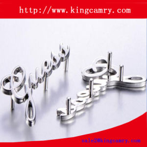 Luggage Plate Metal Hang Tag Plate Bag Logo Plate Alloy Nameplate Shoe Plate pictures & photos