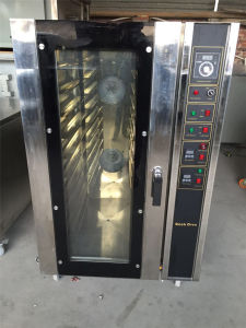 Gas 10 Trays Convection Oven pictures & photos