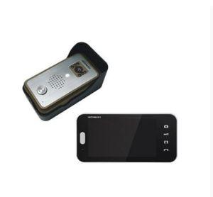 7 Inch Color Wireless Video Doorphone