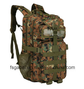 25L Outdoor Swat 3p Camo Military Tactical Sports Backpack pictures & photos