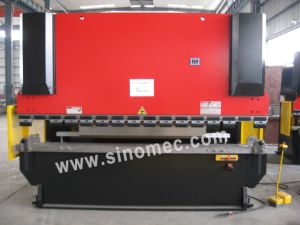 Plate Working Bending Machine Wc67k-125t/3200 pictures & photos