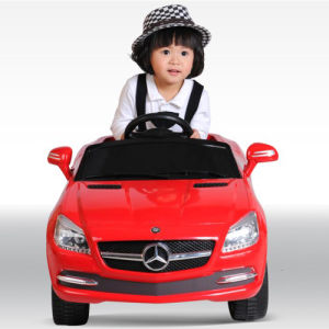 Licensed Mercedes Benz SLK RC Ride On Car for Kids