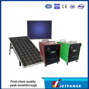60W~600W Portable Solar Power System / Solar Generator System for Home Lighting, TV Use pictures & photos