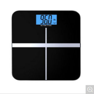 LED Digital Weighing Scale Electrical Bathroom Scale pictures & photos
