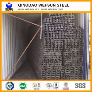 GB Standard 6m Length Building Material Carbon Steel C Channel Beam pictures & photos
