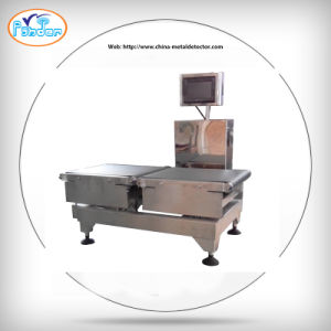 Weight Sorting Machine Check Weighing Machine for Industry pictures & photos