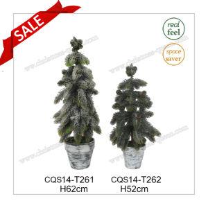 H52-62cm Decorative Artificial Potted Orchid Artificial Flowers pictures & photos