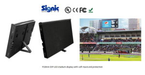P10 Outdoor LED Digital Display Stadium Display Screen