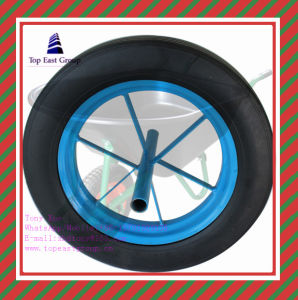 3.00-8, 3.25-8, 3.50-8, 400-6, 4.00-8, Super Quality Long Life PU Foam Wheel pictures & photos