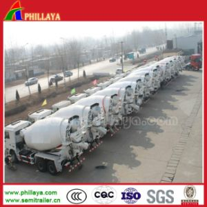 Cement Concrete Tanker Truck Tank Mixer for Sale pictures & photos