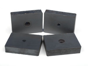 Custom Size Y30bh Block Ferrite Magnets