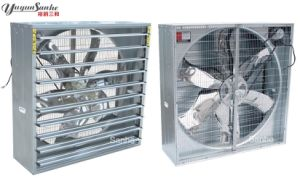 Greenhouses Ventilation Exhaust Fan Shutter Box Fan High Quality Ventilation Fan pictures & photos