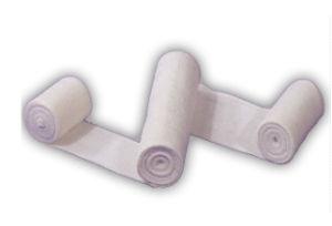 Unbleached Tabby Elastic Bandage