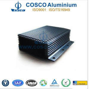 Customized Color Anodized Aluminum/Aluminium Radiator pictures & photos