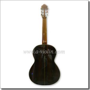 "39"" High End Vintage Solid Cedar Top Classical Guitar (ACM30B) pictures & photos"