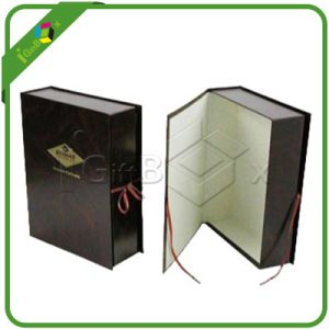 Photo Frame Packaging Box with Silk for Wedding pictures & photos