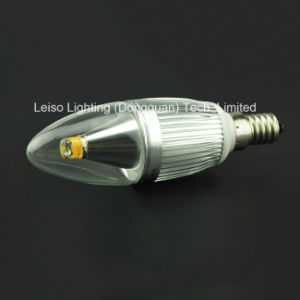 1900k 35W Halogen Candle Replacement 360degree LED Lamp/Light (J) pictures & photos