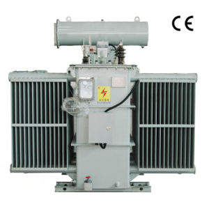 Three-Phase No Excitation Voltage Regulation Power Transformer (S11-3150/10) pictures & photos