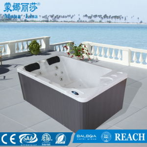 Monalisa 3 Person Outdoor Massage SPA Bathtub (M-3375) pictures & photos