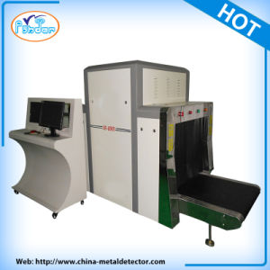 X-ray Baggage and Luggage Scanner Metal Detector pictures & photos