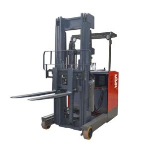 CE Approved 2.5ton Electric Reach Truck with AC Driving Motor pictures & photos