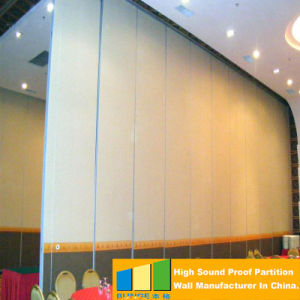 Soundproof Movable Partitions for Art Gallery