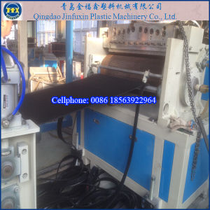 PE Plastic Door Mat Making Machine pictures & photos