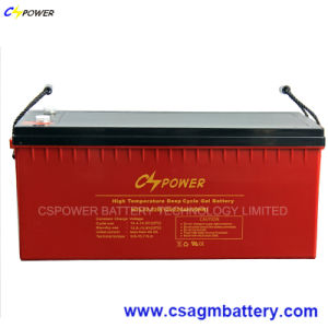 Power Storage High Temperature Gel Battery 12V100ah pictures & photos