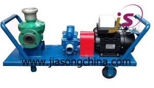 Portable Moveable Diesel Kerosene Self- Priming Vane Pump pictures & photos