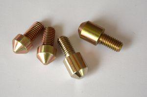 Bolt Screw Machining Parts CNC Machining Part Screw Bolt Nut pictures & photos