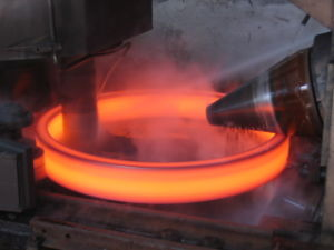 Carbon Steel Forging Rings (HED-2037) pictures & photos