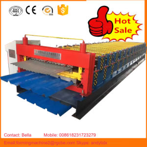Profile and Curved Roofing Sheet Making Machine pictures & photos
