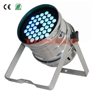 High Power 3W*36PCS RGB Tri Color LED PAR 64 for Stage Lighting