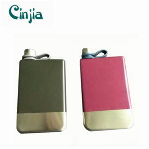 Stainless Steel Travel Pot Hip Flask for Liquor pictures & photos