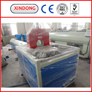 PVC Pipe Cutting Machine pictures & photos